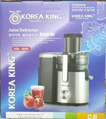 Máy Ép Trái Cây Korea King 3099s Chính Hãng | Phát Danh