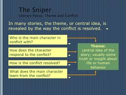 the sniper  sniper introducing the story 5