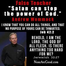 Image result for satan loves false teachers