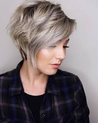 Hairstyle Best Short Hairstyles For Women Over 50 Hair Round Faces
