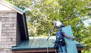 necessary materials and install a metal roof all by yourself well this diy feat does sound tempting but read on before you decide to jump all in