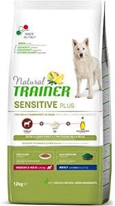 <b>Trainer Sensitive</b> No Grain MM Adult with Horse-Piselli-Oil - 12000 gr