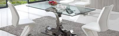 Italian glass furniture Sets Italian Glass Dining Tables Lotartcom Italian Glass Dining Tables Furniture Glass Vault Furniture