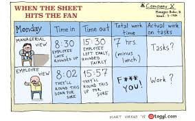 Time Sheets Why Timesheets Dont Work Toggl Blog