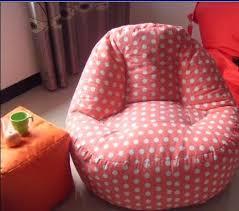 DIY: Sew a Kids Bean Bag Chair in 30 Minutes | Beanbag chair, Bean bag chair  and Bean bags