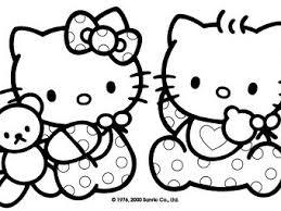 Disegni Da Colorare Hello Kitty Gratis