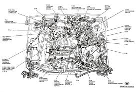 latest 2001 ford taurus engine diagram wiring schematic template beautiful of 2001 ford taurus engine diagram wiring schematic cooling system zetec vacuum diagrams instructions 1