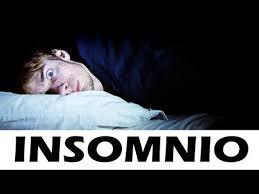 Resultado de imagen de que es el insomnio