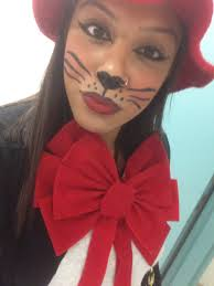 cat in the hat make up