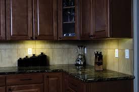 Trend 27 Kitchen Under Counter Lights On. « »