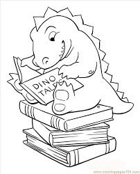 Small Picture 10 Pics of Reading Cartoon Coloring Pages Girl Reading Book