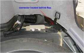 trailer wiring harness adaptor subaru legacy forums Ford Trailer Wiring Harness at Subaru Impreza Trailer Wiring Harness