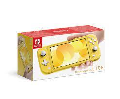 Nintendo Switch Lite - Yellow ...