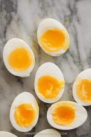 Fried Egg Cooking Chart Instant Pot Eggs Perfect Hard Boiled Soft Boiled Eggs