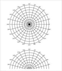 Graph Paper For Polar Coordinates Magdalene Project Org