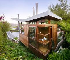 Tiny Homes in California modern-exterior