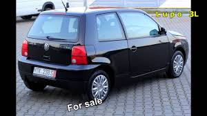 VW LUPO 1.2 TDI 3L KLIMA + SERVODIRECTIE - YouTube