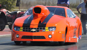 photo courtesy rockingham dragway cary goforth and his dean s casing service camaro is the favorite in