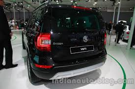 new car launches september 2014 india2014 Skoda Yeti facelift launching in India during SeptOct