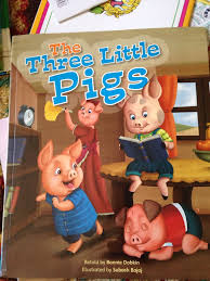 the three little pigs book teaching strategies front image front cover