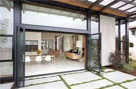 exterior accordion doors. Interesting Exterior Accordion Doors With Brilliant Glass Patio Folding O