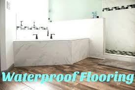 extra large vinyl floor tiles the best waterproof flooring options home improvement loans uk