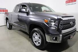 New 2018 Toyota Tundra SR5 2WD Double Cab Pickup in Escondido ...