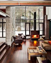 The walls and interior spaces of a home decked out in the cabin's best  style includes wall decorations that are mild and brave. Several walls are  likely to ...