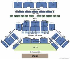 Oakdale Theatre Ct Seating Chart 2 Toyota Oakdale Theatre General Admission Oakdale Theatre