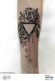 Pin Uživatele Kateřina Na Nástěnce Kytka Tetování Nápady Na