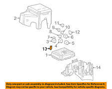 car & truck charging & starting systems for cadillac dts , genuine 2009 2011 Buick Lucerne Cadillac Dts Electrical Fuse Box Upper gm oem fuse 12092079 (fits cadillac dts)