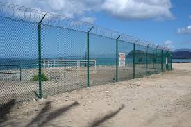 hawaii chain link fence barbed wire chain link fence barbed wire85 chain