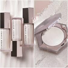 fenty beauty to launch diamond highlighter and diamond milk lip gloss on sept 7 allure