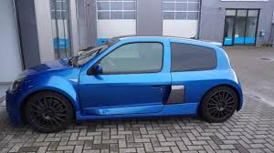 Restyling Renault sport Clio V6 - YouTube