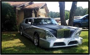 For 66500 This Custom 1991 Rolls Royce Well I Dont Know