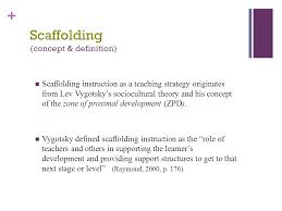 Scaffolding Definition Vygotsky By Asma Marshoud Altarjimi Presented To Dr Antar Ppt
