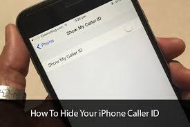 Iphone Id Your Phone Avoid Hide Sharing Caller Number How To xXwRUaWt