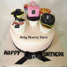 Happy Birthday Wishes Cake For Girls Name Photos