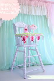 vintage baby highchair available for this