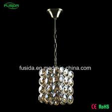 china factory single e27 one lights classic living room light crystal chandelier pendant light for china lighting chandelier