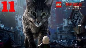 The LEGO NINJAGO Movie Video Game Part 11 - Saving Garmadon from Meowthra -  YouTube