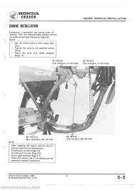1982 1983 honda cr250r service manual repair manuals online 1982 1983 honda cr250r service manual page 3