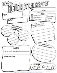 fiction book report what is a worksheet termolak on configuration worksheet