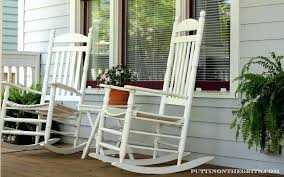 white rocking chairs for porch large size of chair astoni ng