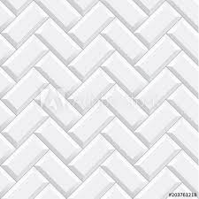 seamless herringbone subway tile texture vector ilration