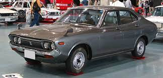 Nissan Violet 710 Series Sedan 1973 Datsun Car Nissan Datsun 710