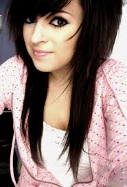 Emo Girl Hair Style emo hairstyles and haircuts fashion grapher 2389 by wearticles.com