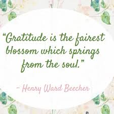 Gratitude Journal FREE