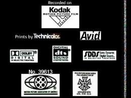 dolby digital in selected theatres logo. kodak, technicolor, avid, dolby digital, dts, sdds, mpaa, iatse - youtube digital in selected theatres logo 3