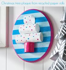Toilet Paper Roll Crafts  Kids KubbyChristmas Crafts Made With Toilet Paper Rolls